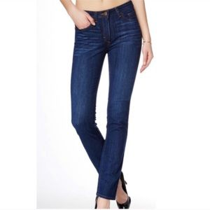 Spanx Slim-X Straight Denim Jeans